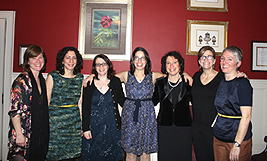 CHI hosted this event at the Van Vleck House in Montclair