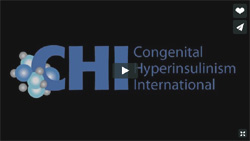CHI video on congenital hyperinsulinism