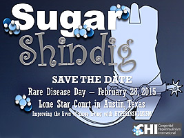 Sugar Shindig event for Congenital Hyperinsulinism