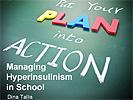 Managing Hyperinsulinism in School