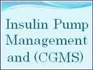 insulin pump management for hyperinsulinism