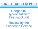 Hyperinsulinism clinical audit report