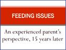 Feeding issues