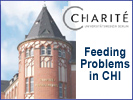 Feeding problems for children with CHI