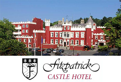 Fitzpatrick Castle Hotel in Dublin, Ireland