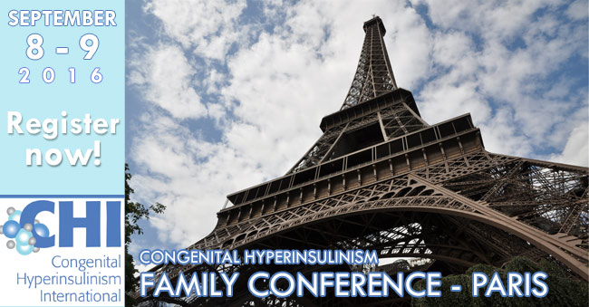 Register for the 2016 Paris Family Conference