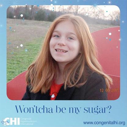 "CHI campaign ""Won'tcha Be My Sugar"""