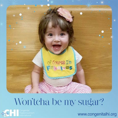 CHI campaign for congenital hyperinsulinism