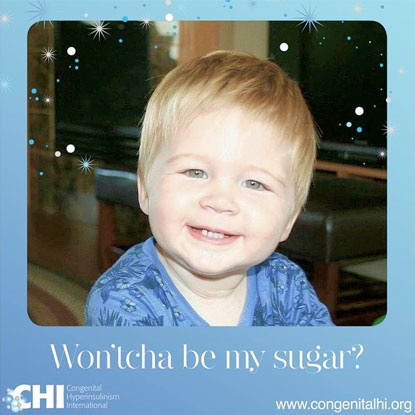 CHI's Be My Sugar Campaign