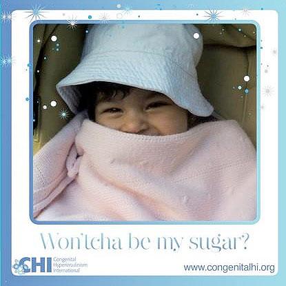 Won'tcha Be My Sugar - CHI