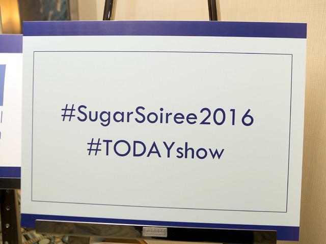 2016 Sugar Soiree event