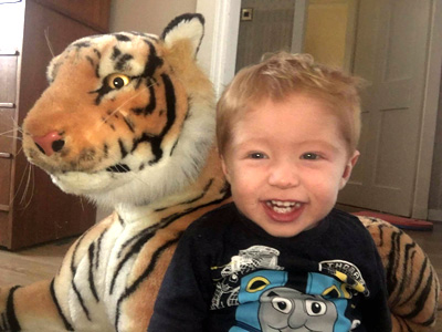 firsthand accounts of children dealing with congenital hyperinsulinism