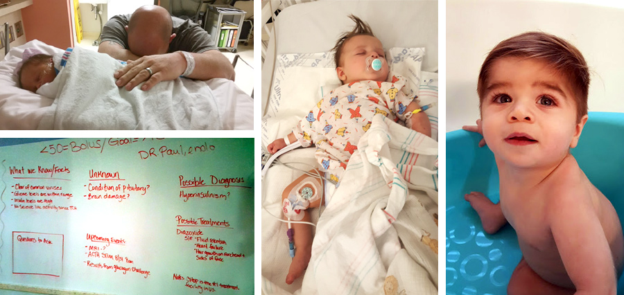 real life story of kids with congenital hyperinsulinism