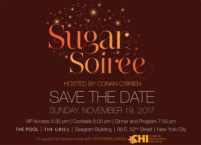 2017 Sugar Soiree