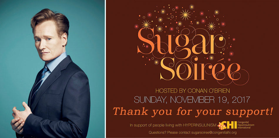 2017 Sugar Soiree thank you