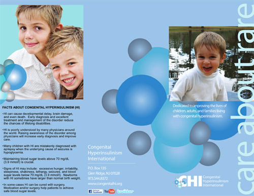 Care about Rare: Congenital Hyperinsulinism