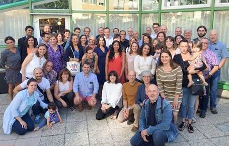 Participants and Presenters at the 2016 Congenital Hyperinsulinism Family Conference in Paris