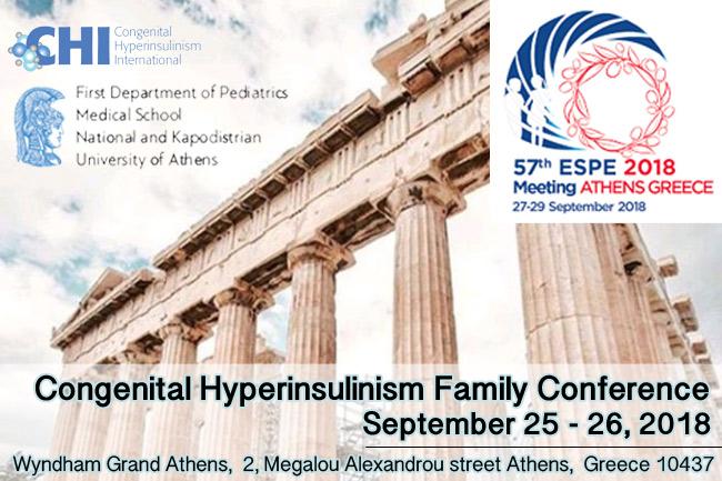 Events | Congenital Hyperinsulinism International