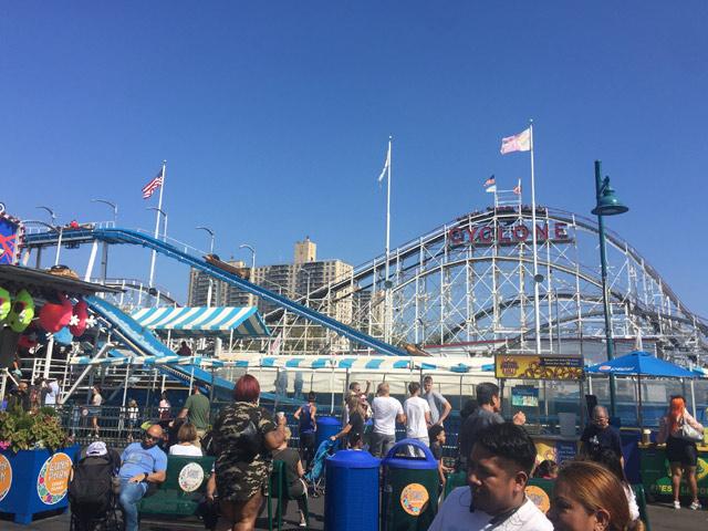 CHI Roller Coaster Day Luna Park