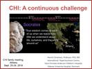HI - a continuous challenge