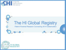 the hi global registry