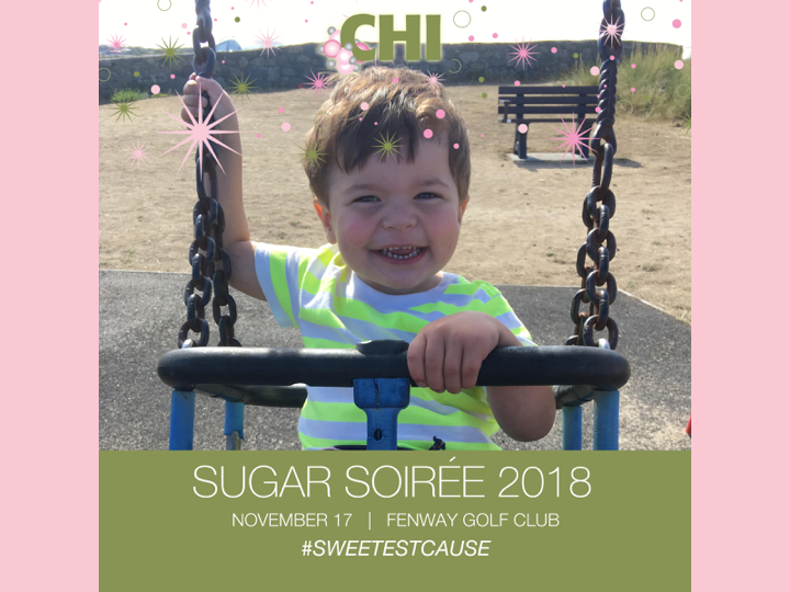 Support CHI the Sweetest Cause