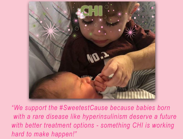 Support the Sweetest Cause