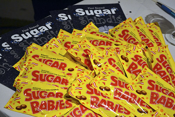 CHI 2015 Sugar Shindig