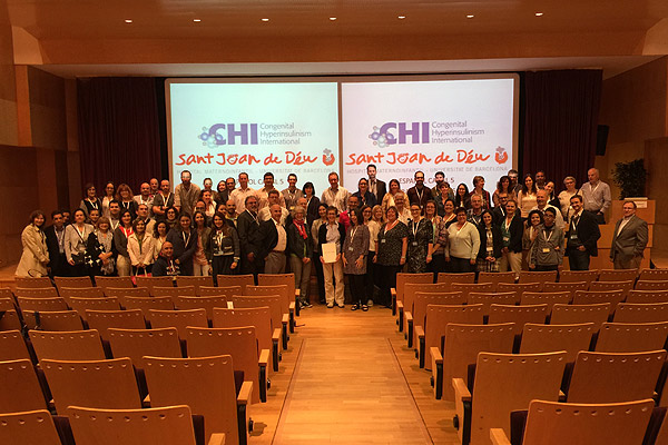 CHI 2015 Family Conference Barcelona