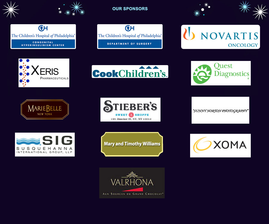 Sugar Soiree Sponsors