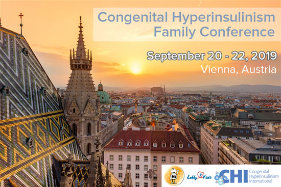 2019 CHI Family Conference in Vienna, Austria