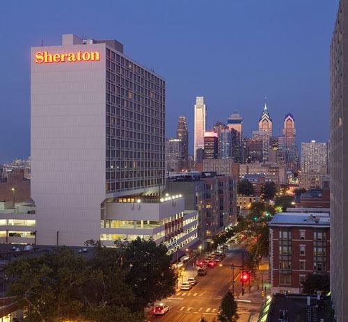 Sheraton Hotel in Philadelphia