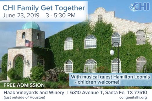 CHI Family Get Together at Haak Vineyards 2019