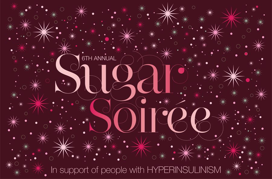 2019 CHI Sugar Soiree invitation