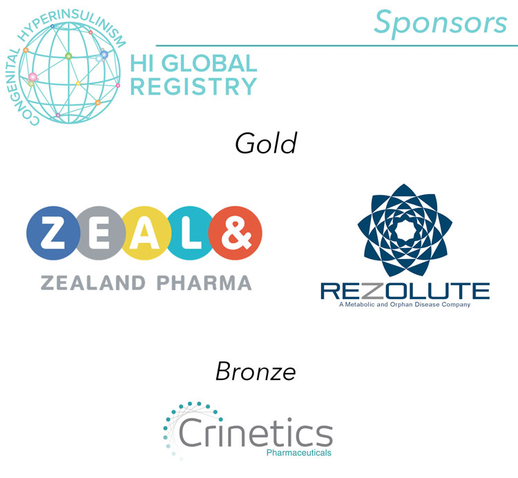 Sponsors of the HI Global Registry