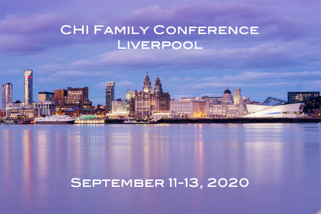 CHI Conference Liverpool