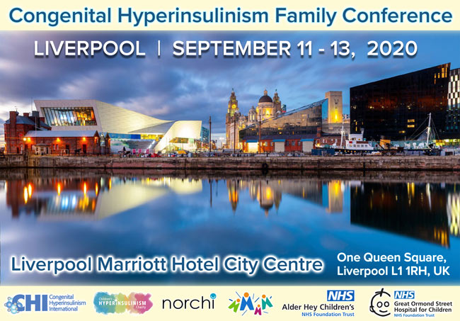 CHI Family Conference in Liverpool, 2020