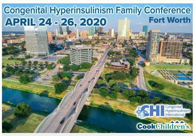 CHI Family Conference 2020 in Fort Worth, TX