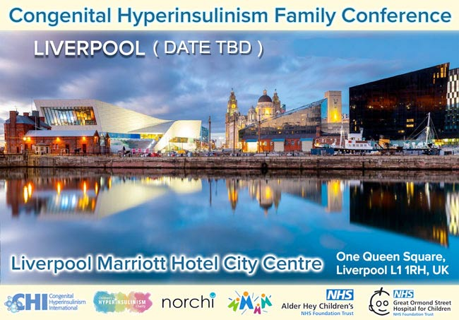 CHI Family Conference in Liverpool