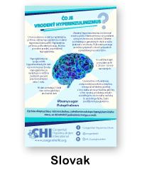 Slovak CHI Poster
