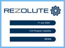 Presentation by Rezolution on HI