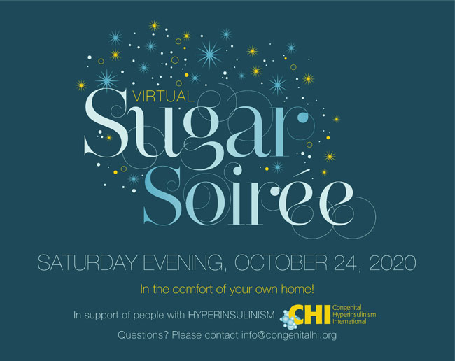 CHI 2020 Virtual Sugar Soiree