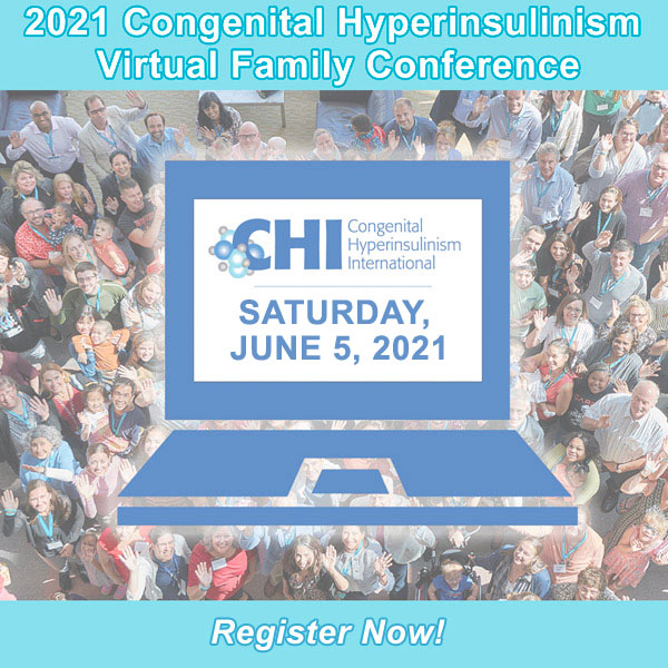 2021 CHI Virtual Family Conference