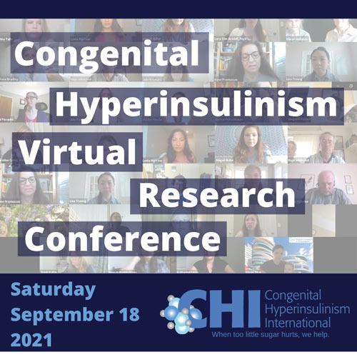 The 2021 CHI Virtual Research Conference
